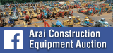 Arai Construction Equipment Auction