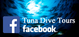 TUNA DIVE TOURS FACEBOOKページ